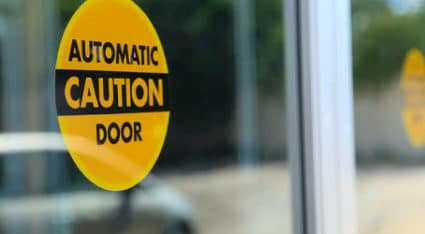 If your business features commercial sliding glass door, entrust our team with your glass repair and replacement needs.